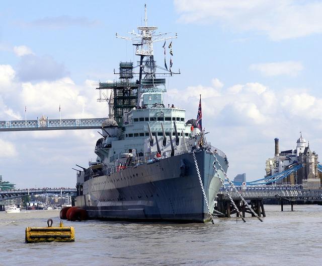 Nejmodernější bojové plavidlo