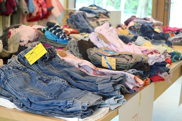 Levně a chytře – i tak se dá sehnat dětské oblečení