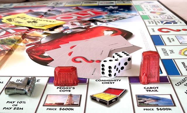 dětské monopoly