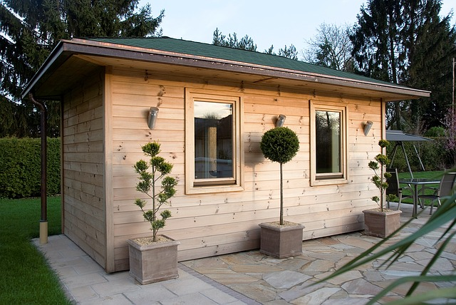 Vaše osobní sauna