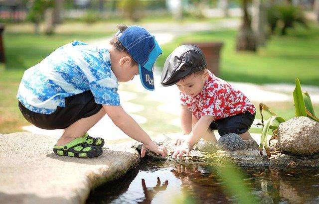 Děti v souladu s přírodou