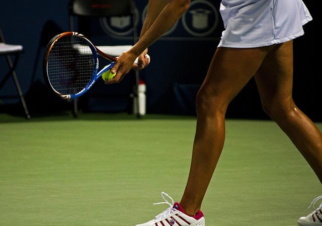 Základy tenisu