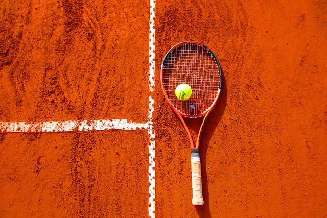 tenisová výbava